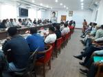 DDC meeting held in the DC's Office conference Hall on 05/03/2020